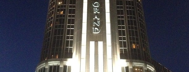 MGM Grand Detroit Casino & Hotel is one of Hotels and Resorts.