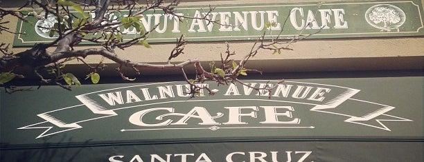 The Walnut Avenue Cafe is one of Top 10 dinner spots in Santa Cruz, ca.