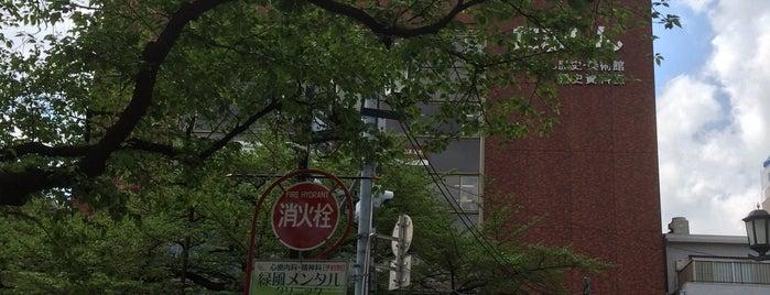 たましん歴史・美術館 is one of Jpn_Museums2.
