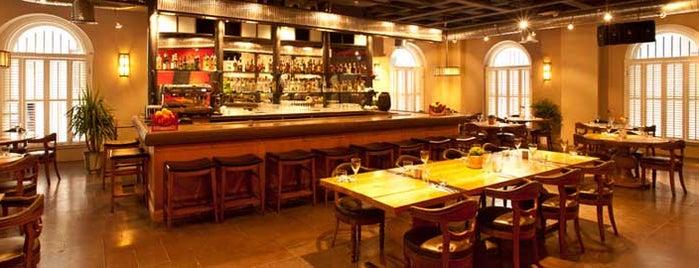 sekiz İstanbul is one of İstanbul'da En İyi 50 Restoran.