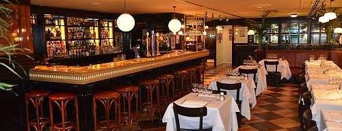 Brasserie La Brise is one of İstanbul'da En İyi 50 Restoran.