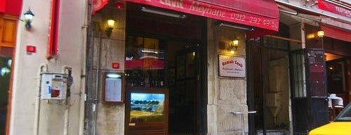 Asmalı Cavit is one of İstanbul'da En İyi 50 Restoran.