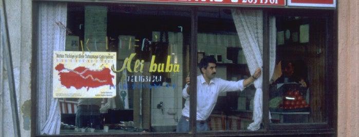 Köfteci Ali Baba is one of İstanbul'da En İyi 50 Restoran.