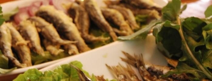 Adem Baba is one of İstanbul'da En İyi 50 Restoran.