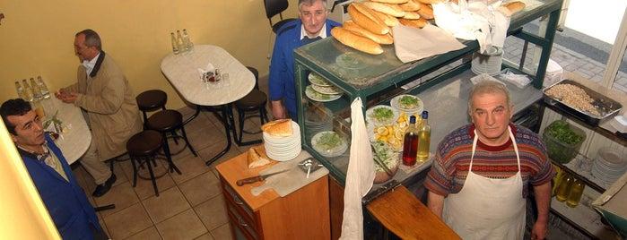 Meşhur Filibe Köftecisi is one of İstanbul'da En İyi 50 Restoran.