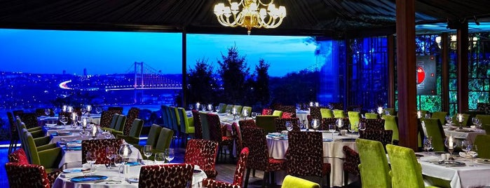 Sunset Grill & Bar is one of İstanbul'da En İyi 50 Restoran.