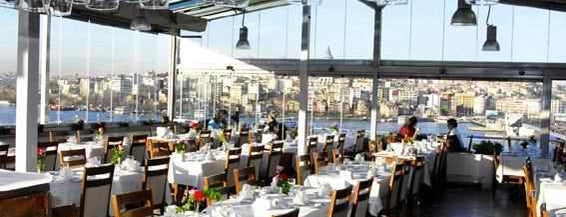 Hamdi Restaurant is one of İstanbul'da En İyi 50 Restoran.