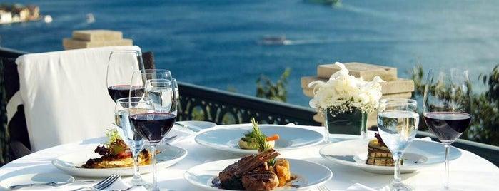 Boğaziçi Borsa Restaurant is one of İstanbul'da En İyi 50 Restoran.