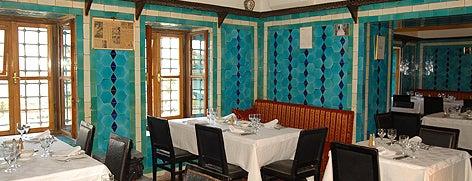 Pandeli is one of İstanbul'da En İyi 50 Restoran.