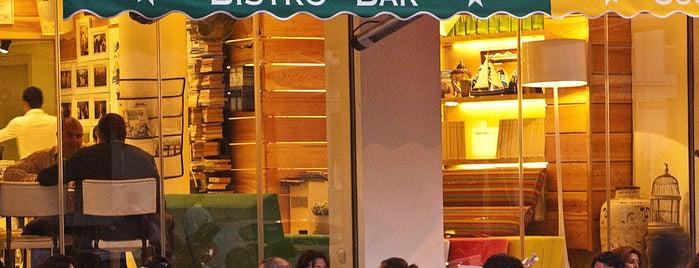 Lucca is one of İstanbul'da En İyi 50 Restoran.