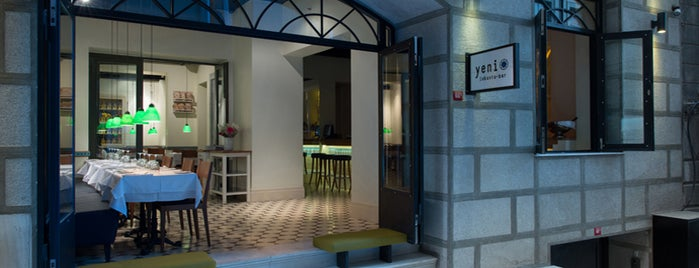 Yeni Lokanta Bar is one of Dene.
