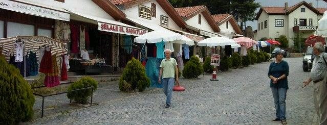Beypazarı Turistik Çarşısı is one of Ankara Highlights & Travel Essentials.