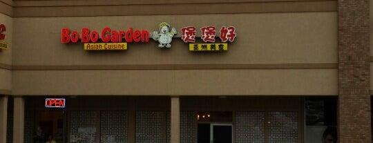 Bo Bo Garden Asian Cuisine is one of Late Night Dining Atlanta.