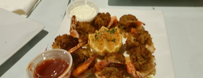 Must-see seafood places in Savannah, GA