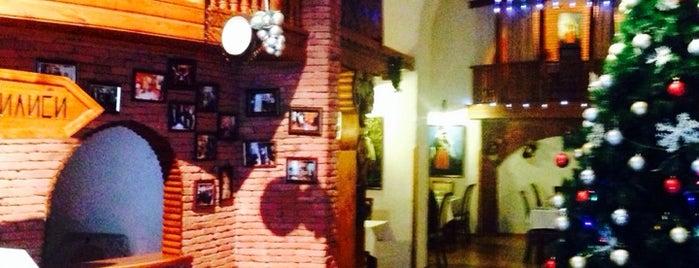 Pirosmani is one of Restaurants in Baku (my suggestions).