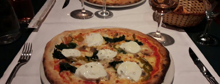 Pizzeria OKAY Italia is one of Zürich Season.
