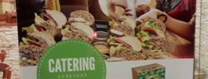 Subway is one of Must visit Place and Food in Saudi Arabia.