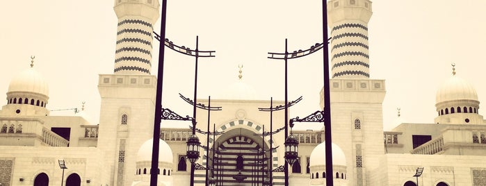 AlRajhi Mosque is one of Holy Places & Sites of Region Hejaz.