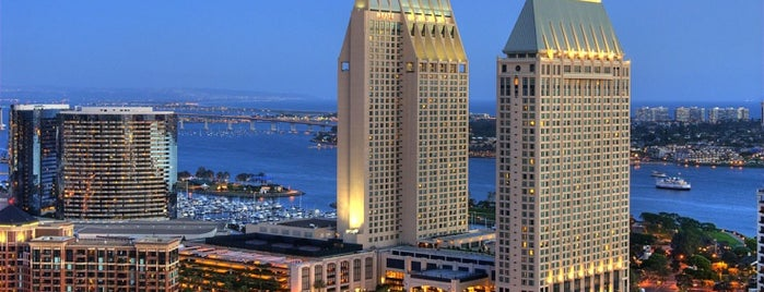 Manchester Grand Hyatt San Diego is one of USA San Diego.
