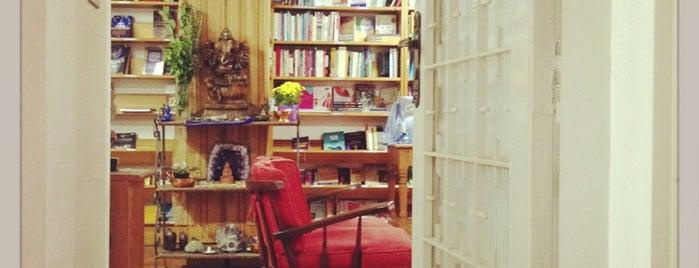 Arjuna Livraria Casa de Estudos is one of to go / go back.