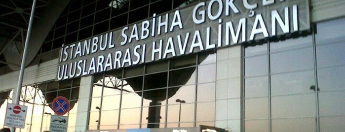 İstanbul Sabiha Gökçen Uluslararası Havalimanı (SAW) is one of Istanbul.