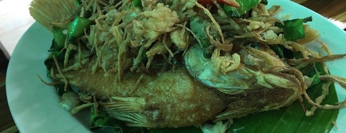 ครัวน้ำยาปลาเผา is one of ลำพูน, ลำปาง, แพร่, น่าน, อุตรดิตถ์.