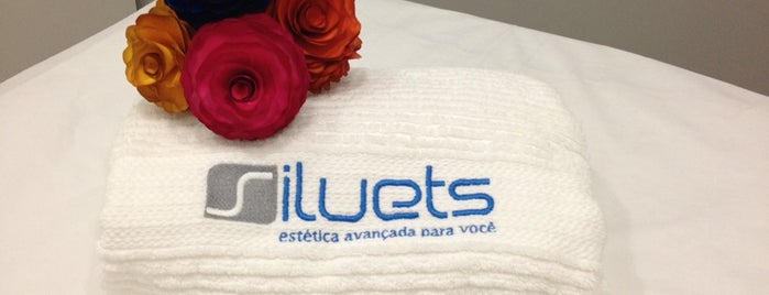 Siluets is one of All about Curitiba.
