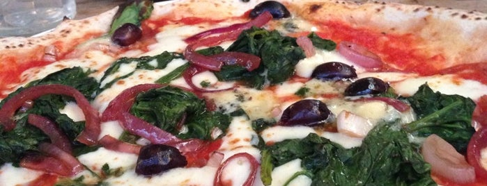 Franco Manca is one of East London.