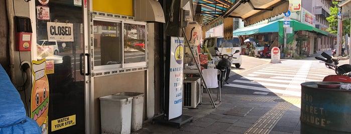 ベースストリート 防空壕店 is one of 佐世保バーガー.