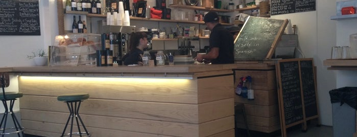 Wayside is one of The 15 Best Places for Third Wave Coffee in Greenwich Village, New York.