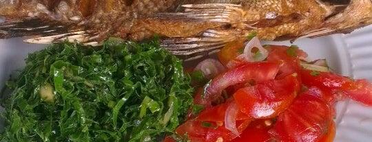 Mama Oliech's Restaurant is one of Nairobi.