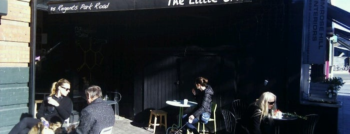 The Little One is one of Specialty Coffee Shops Part 2 (London).