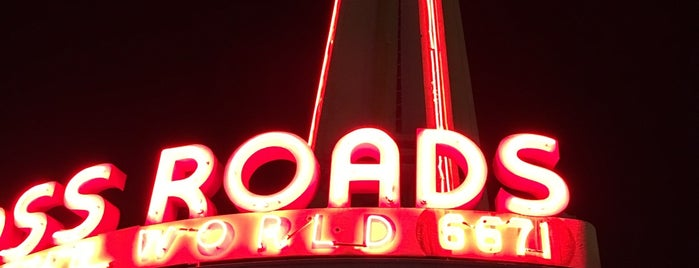 Crossroads of The World is one of The Great American Road Trip.