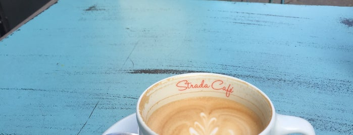 Strada Café is one of Best Coffee Shops Paris.