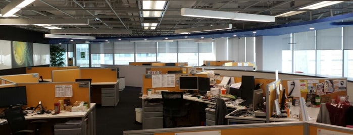 HKSTPC Incu-App Center is one of Cowork Spaces in HK.