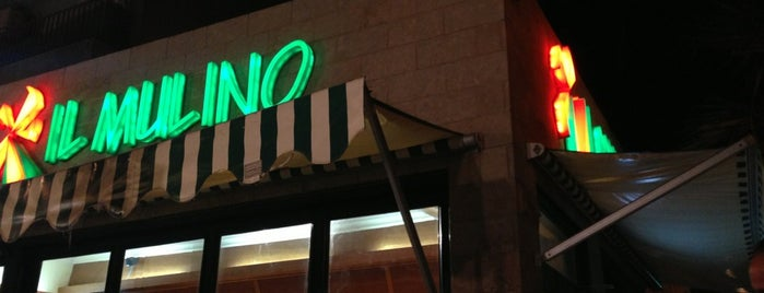 Il Mulino is one of Must try in Maadi.