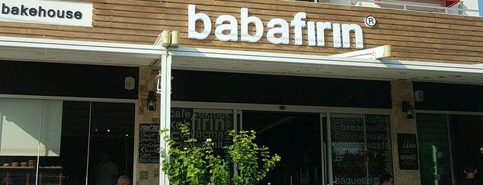 Baba Fırın & Cafe Çalış is one of Fethiye.