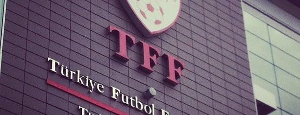 Türkiye Futbol Federasyonu is one of themaraton.