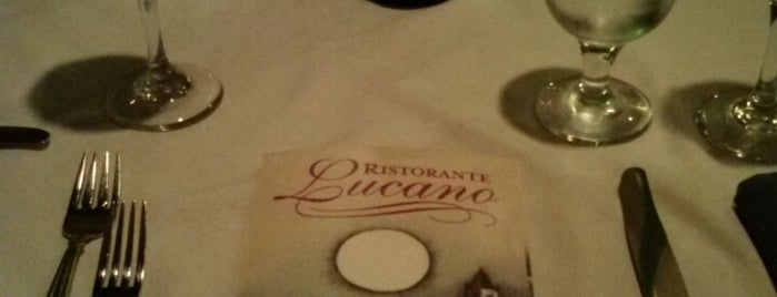 Ristorante Lucano is one of ROC for Foodies.