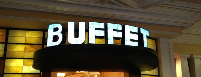The Buffet at Bellagio is one of How The West Was Won.