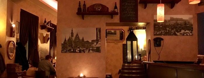 Restaurant Breslau is one of Berlin food.