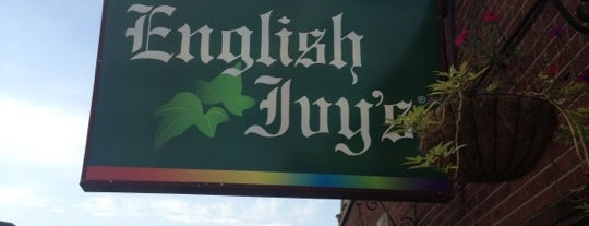 English Ivy's is one of Indy's Best Gay Nightlife Spots.