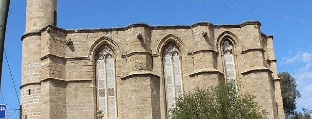 Nicosia is one of World Capitals.