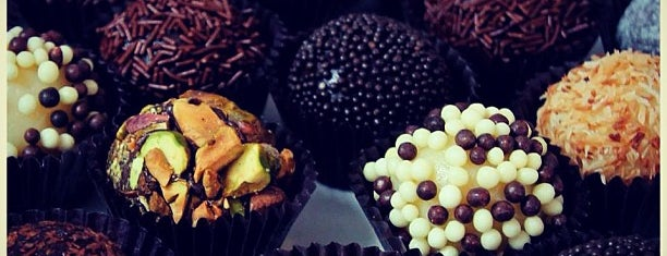 My Brigadeiro is one of Favorite Food.