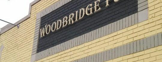 Woodbridge Pub is one of Detroit Lunch Bus.