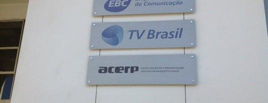 TV Brasil is one of #CíRIO2013 | Círio de Nazaré no Rio.