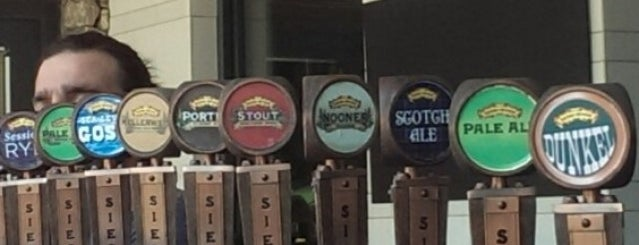 Sierra Nevada Brewing Co. is one of Asheville, NC.