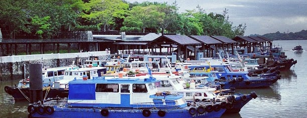 Changi Point Ferry Terminal is one of Sehenswertes.