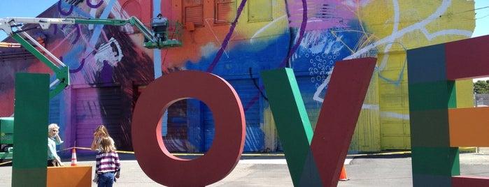 RVA Street Art Festival is one of Midtown Art Venues.