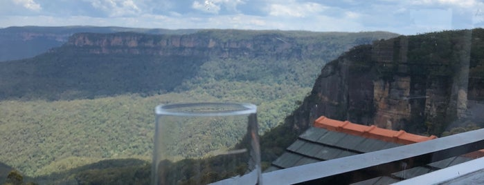 Echoes Restaurant is one of Blue Mountains.